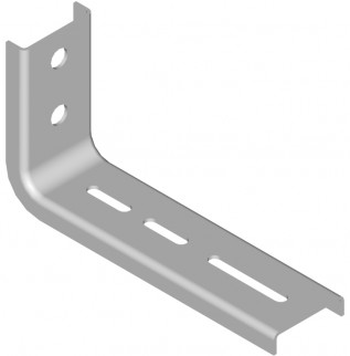 150mm Haley Cable Tray Angle Wall Brackets (1/pack)