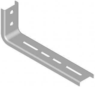 225mm Haley Cable Tray Angle Wall Brackets (1/pack)